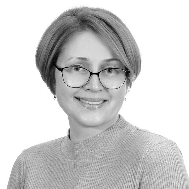 Хорева Людмила